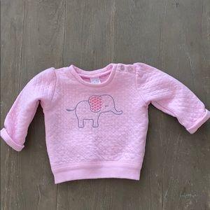 ✨BOGO✨ CARTERS sweatshirt 6mo